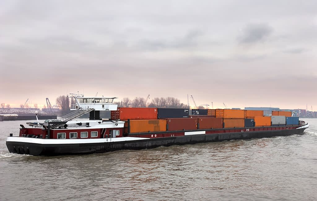 Nonglife products for inland navigation