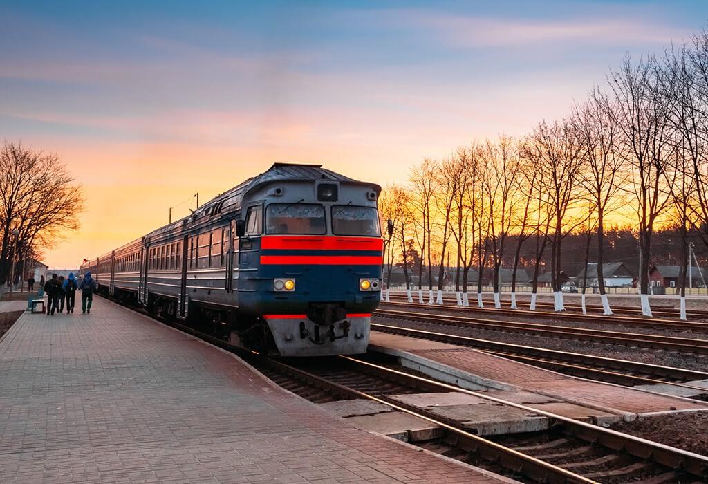 Longlife CARE System für Schienentransport